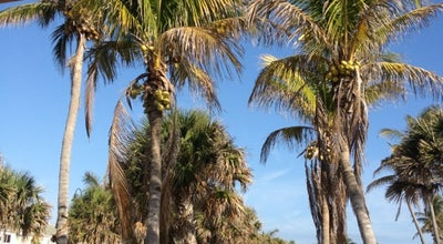 Photo of Beach Kimberly Bergalis Park at 1200-1498 S Ocean Dr, Fort Pierce, FL 34949, United States
