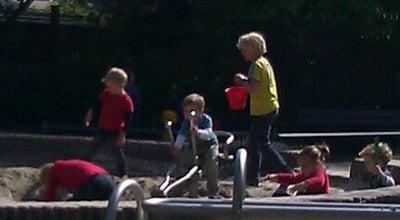 Photo of Playground De Boog at Merwedekade 100-128, Utrecht 3521, Netherlands
