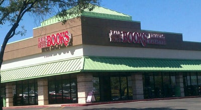 Photo of Bookstore Half Price Books at 13492 U.s. Highway 183 N., Austin, TX 78750, United States