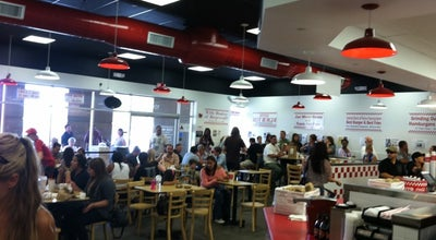 Photo of Burger Joint Five Guys Burgers & Fries at 2690 Tuscany St, Corona, CA 92881, United States