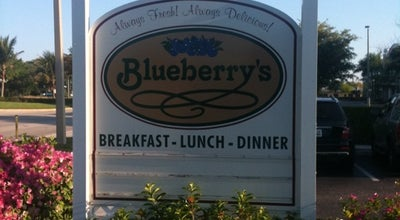 Photo of Breakfast Spot Blueberry's Cafe at 3350 Tamiami Trl N, Naples, FL 34103, United States