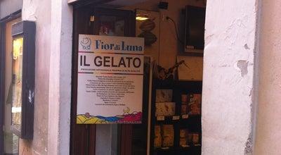 Photo of Italian Restaurant Fior Di Luna at Via Della Lungaretta, 96, Rome 00153, Italy