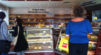 Photo of Bakery Bakkerij Botman at Jan Windhouwerstraat 30, Zaandam, Netherlands