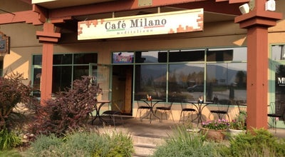 Photo of Italian Restaurant Cafe Milano at 429 Edwards Access Rd, Edwards, CO 81632, United States