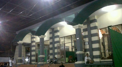 Photo of Mosque Masjid Darussalam PT KAI at Jl Merdeka Purwokerto, Purwokerto, Indonesia