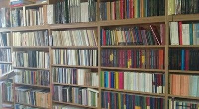 Photo of Bookstore Libraría Couceiro at Praza De Cervantes, Santiago de Compostela 15701, Spain