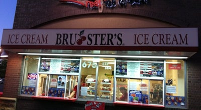Photo of Ice Cream Shop Bruster's Real Ice Cream at 675 W Crossville Rd, Roswell, GA 30075, United States