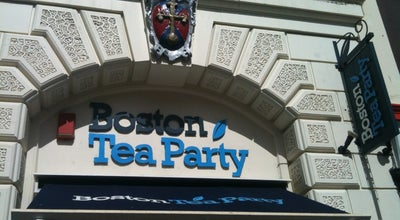 Photo of Cafe Boston Tea Party at 84 Queen St., Exeter EX4 3RP, United Kingdom