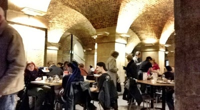 Photo of Cafe Café In The Crypt at St. Martin-in-the-fields, City of London WC2N 4JJ, United Kingdom