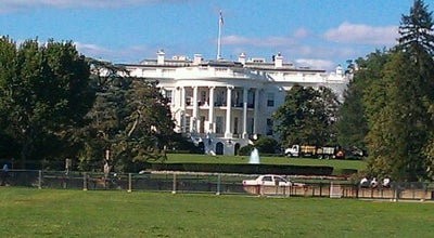Photo of History Museum White House Visitor Center at 1450 Pennsylvania Ave Nw, Washington, DC 20004, United States