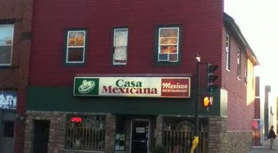 Photo of Mexican Restaurant Casa Mexicana at 324 N Bridge St, Chippewa Falls, WI 54729, United States