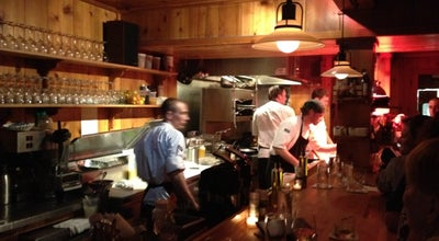 Photo of New American Restaurant Chandler's at 215 Howard St, Petoskey, MI 49770, United States