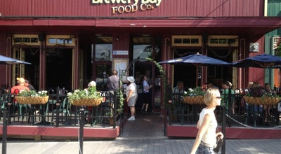 Photo of American Restaurant Brewery Bay Food Co at 117 Mississaga St. East, Orillia, ON L3V 1V7, Canada