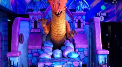 Photo of Mini Golf Wizard's Golf at 4960 Clifton Hill, Niagara Falls, ON L2E 6S8, Canada