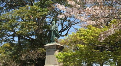 Photo of Historic Site 井伊大老銅像 at 金亀町3番, Hikone 522-0061, Japan