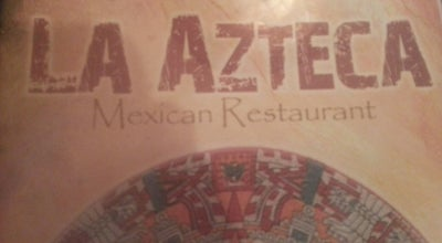 Photo of Mexican Restaurant La Azteca at 205 W Highway 80, London, KY 40741, United States