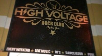 Photo of Rock Club High Voltage at Gothersgade 8h (boltens Gård), Copenhagen, Denmark 1123, Denmark