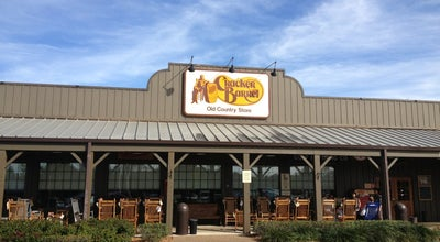 Photo of American Restaurant Cracker Barrel Old Country Store at 3125 Cove Bend Dr. Bruce B. Downs Blvd. & East Bearss Ave., Tampa, FL 33613, United States