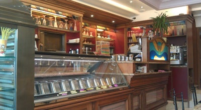 Photo of Ice Cream Shop Eiscafé Venezia at Herstallstrasse 36, Aschaffenburg 63739, Germany