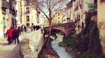 Photo of Road Carrera del Darro at Granada 18010, Spain