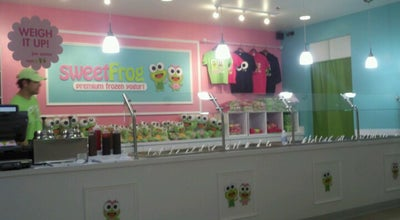 Photo of Frozen Yogurt Sweet Frog Frozen Yogurt at 1500 Beville Rd, Daytona Beach, FL 32114, United States