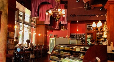 Photo of Cafe Café Intermezzo at 1065 Peachtree St Ne, Atlanta, GA 30309, United States