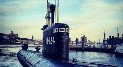 Photo of History Museum U-434 U-Boot Museum at St. Pauli Fischmarkt 10, Hamburg 20359, Germany