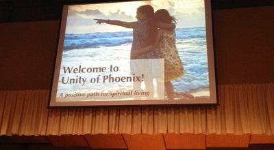 Photo of Church Unity of Phoenix Church at 1500 E Greenway Pkwy, Phoenix, AZ 85022, United States
