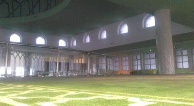 Photo of Mosque Dzamija Kralj Fahd bin Abdul Aziz al Saud at Sarajevo, Bosnia and Herzegovina