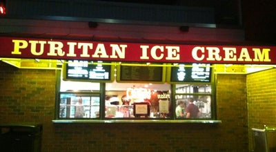 Photo of Ice Cream Shop Puritan Ice Cream & Take Out at 245 Hooksett Rd, Manchester, NH 03104, United States