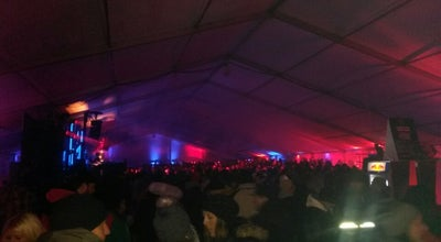 Photo of Nightclub Crashed Ice Tent Party (full Band) at St. Paul, MN, US, MN, United States