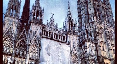 Photo of Church Cathédrale Notre-Dame de Rouen at Place De La Cathédrale, Rouen 76000, France