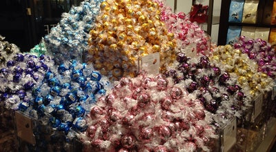 Photo of Candy Store Lindt Chocolates Outlet Store at 20 City Blvd W, Orange, CA 92868, United States