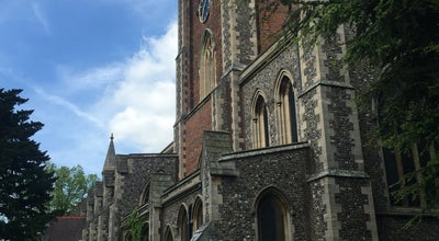 Photo of Church St Peter's Church at St Peters Street, St Albans, United Kingdom