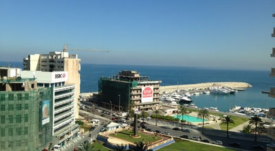 Photo of Hotel Phoenicia Hotel at Minet El Hosn, Beirut, Lebanon