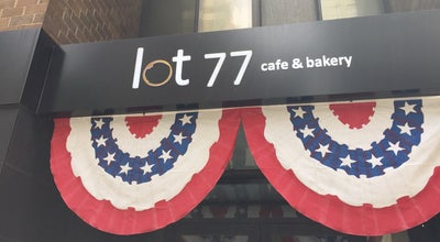 Photo of Bakery Lot 77 Cafe & Bakery at 77 Fulton St, New York, NY 10038, United States