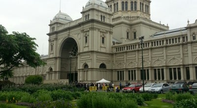 Photo of Monument / Landmark Royal Exhibition Building at 9 Nicholson St, Melbourne, VIC, VI 3053, Australia
