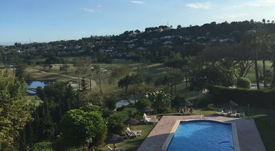 Photo of Golf Course Real Club de Golf Las Brisas at Calle Londres S/n, Marbella 29660, Spain