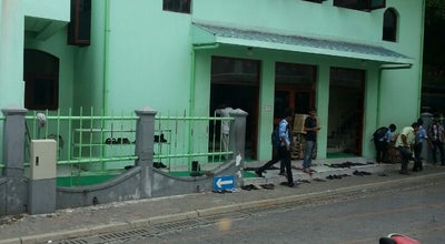 Photo of Mosque Masjidul Bahaauddeen at Male', Maldives