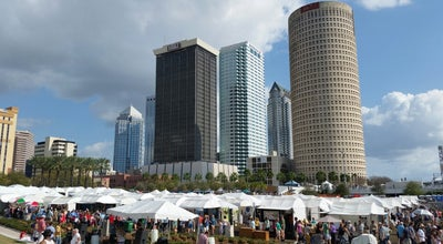 Photo of Art Gallery Gasparilla Festival of The Arts at Curtis Hixon Park, University, FL, United States