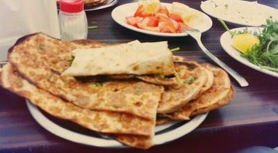 Photo of Turkish Restaurant Diyarbakır Lahmacun Merkezi at Balikcilarbasi, Diyarbakir, Turkey