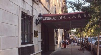 Photo of Hotel Windsor Hotel at 108 Forsyth St, New York City, NY 10002, United States