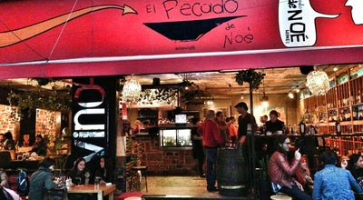 Photo of Restaurant El Pecado De Noe at Cibeles, Ciudad de México 06700, Mexico