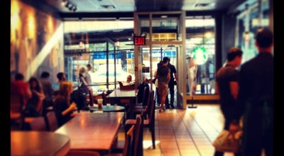 Photo of Coffee Shop Starbucks at 360 Lexington Ave, New York, NY 10017, United States