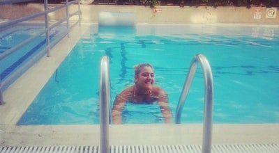 Photo of Pool Gizli Bir yerde havuZ keyfi at Turkey