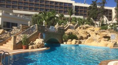 Photo of Pool La Piscine @ Sheraton at Tunisia
