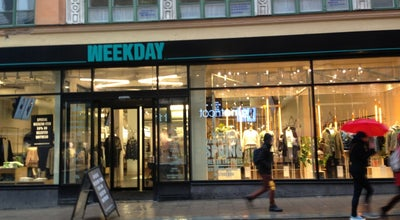Photo of Clothing Store Weekday at Götgatan 21, Stockholm 116 46, Sweden