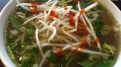Photo of Vietnamese Restaurant Sidestreet Pho at 2304 Encinal Ave, Alameda, CA 94501, United States