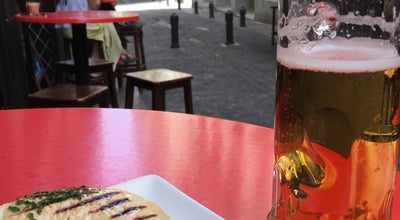 Photo of Brewery La Antigualla Tapas Bar at Granada, Spain