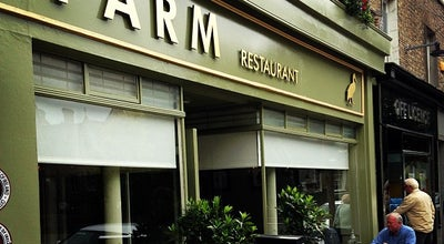 Photo of Restaurant Farm Restaurant at Leeson St, Dublin 4, Ireland
